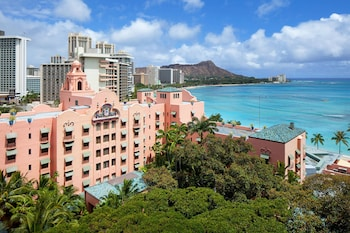 The Royal Hawaiian, a Luxury Collection Resort, Waikiki