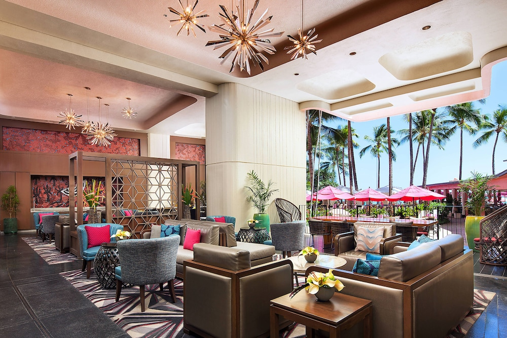 Executive Lounge, The Royal Hawaiian, a Luxury Collection Resort, Waikiki