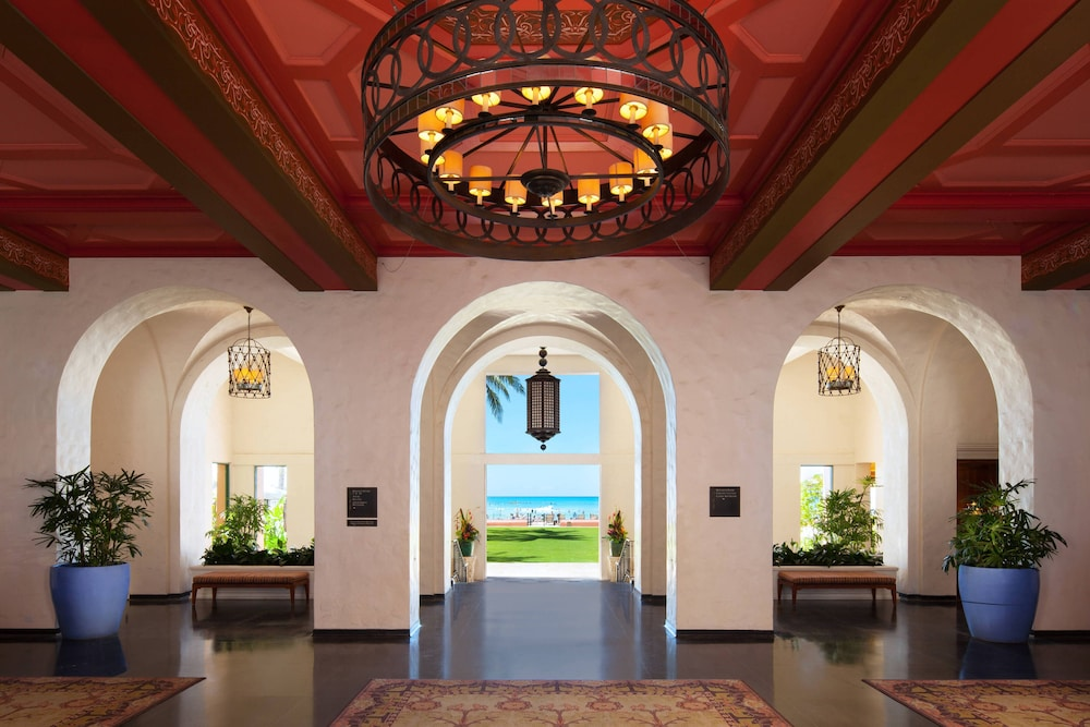 Lobby, The Royal Hawaiian, a Luxury Collection Resort, Waikiki