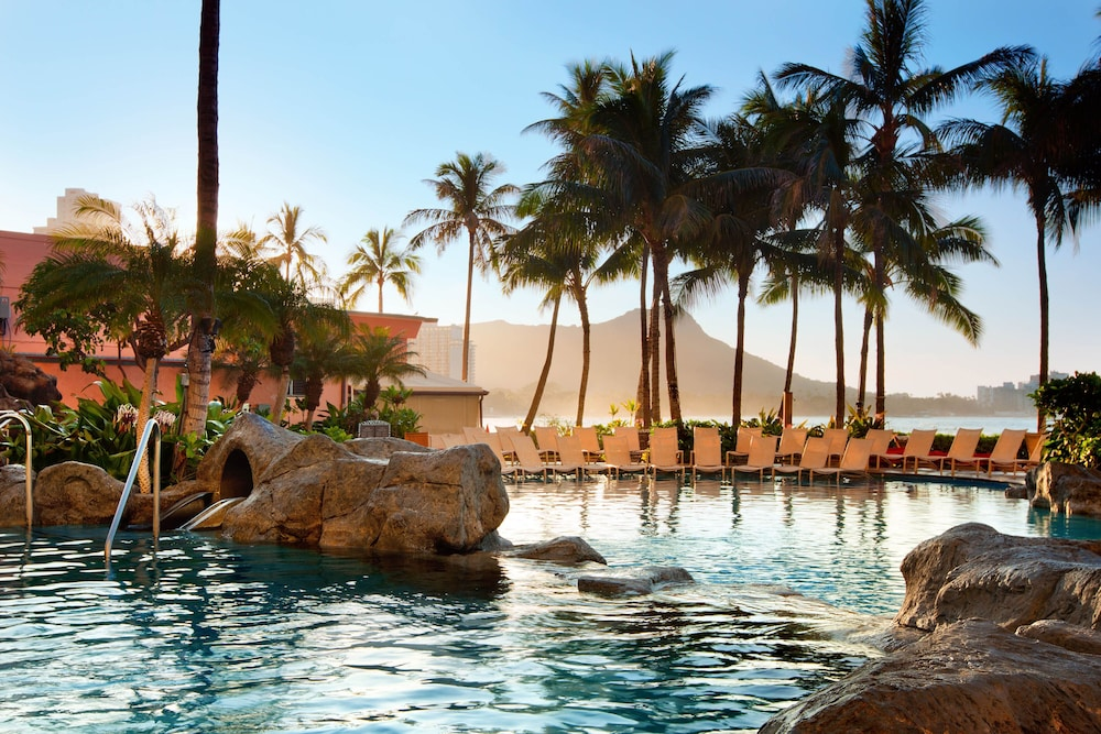 Outdoor Pool, The Royal Hawaiian, a Luxury Collection Resort, Waikiki