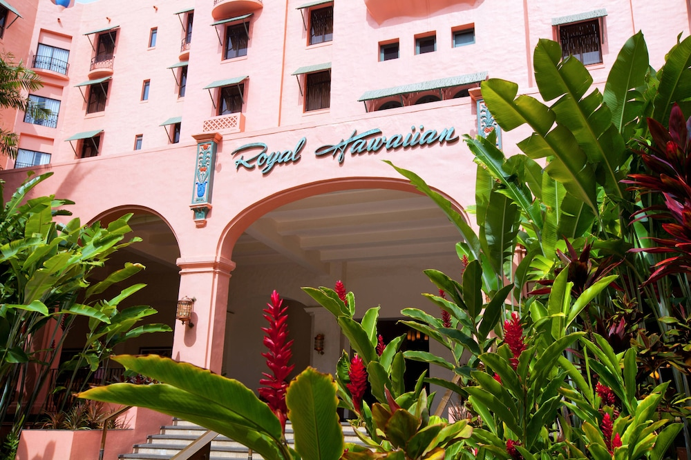 Exterior, The Royal Hawaiian, a Luxury Collection Resort, Waikiki