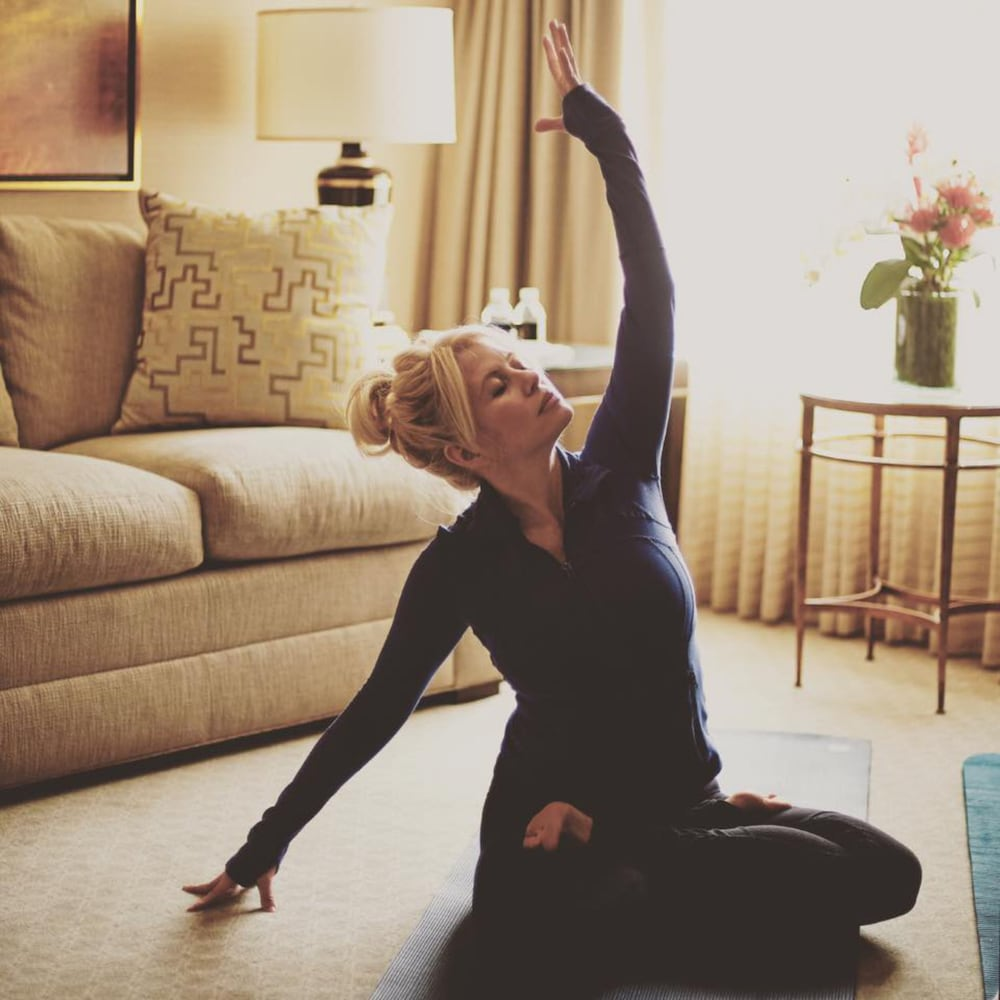 Yoga, The Townsend Hotel