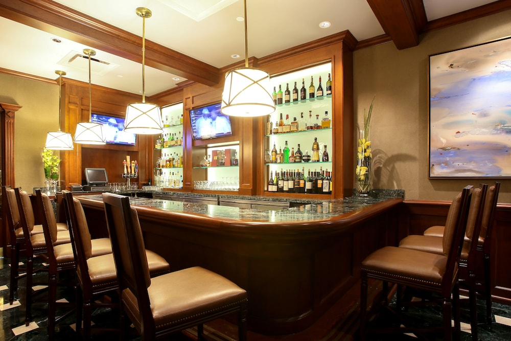 Bar, The Townsend Hotel