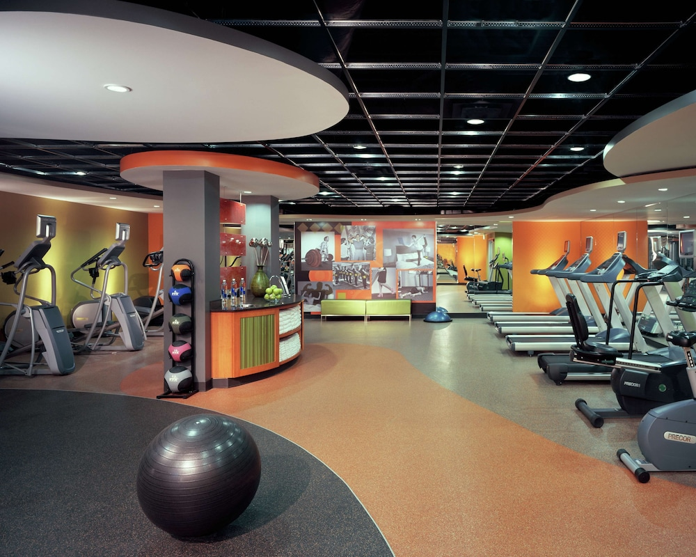 Fitness Facility, The Curtis Denver - a DoubleTree by Hilton Hotel