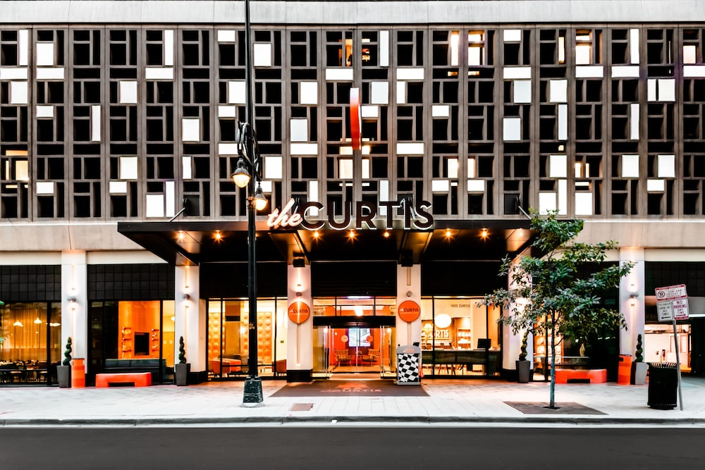 Building design, The Curtis Denver - a DoubleTree by Hilton Hotel