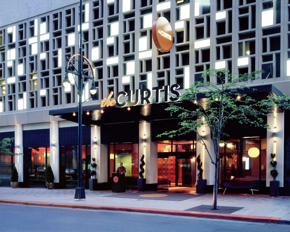 Exterior, The Curtis Denver - a DoubleTree by Hilton Hotel