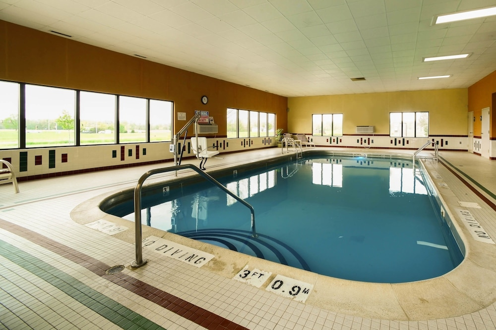 Indoor Pool, Baymont by Wyndham Marion