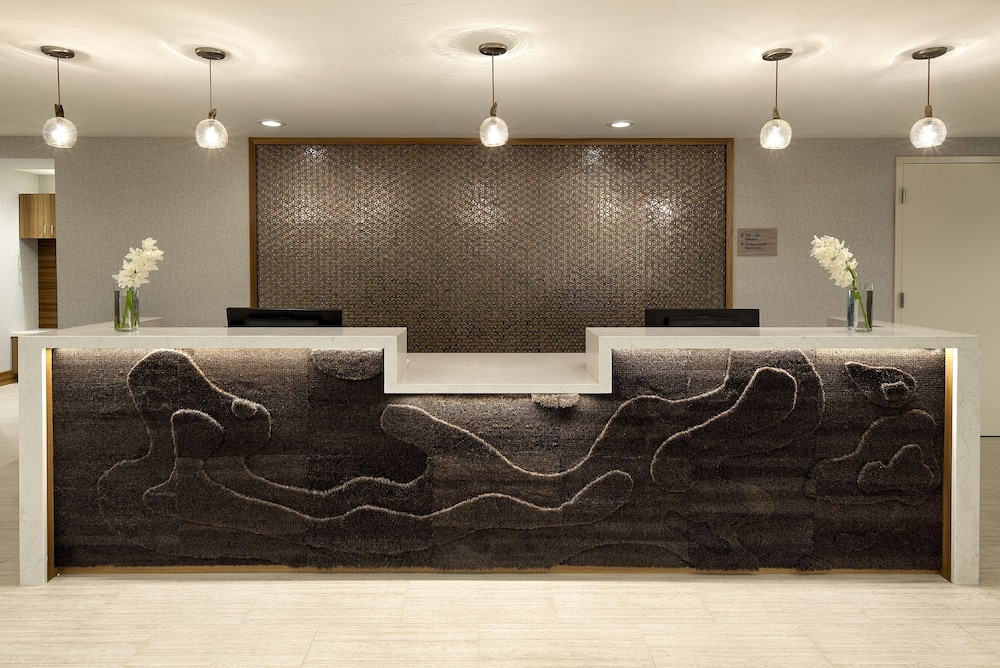 Reception, Redondo Beach Tapestry by Hilton