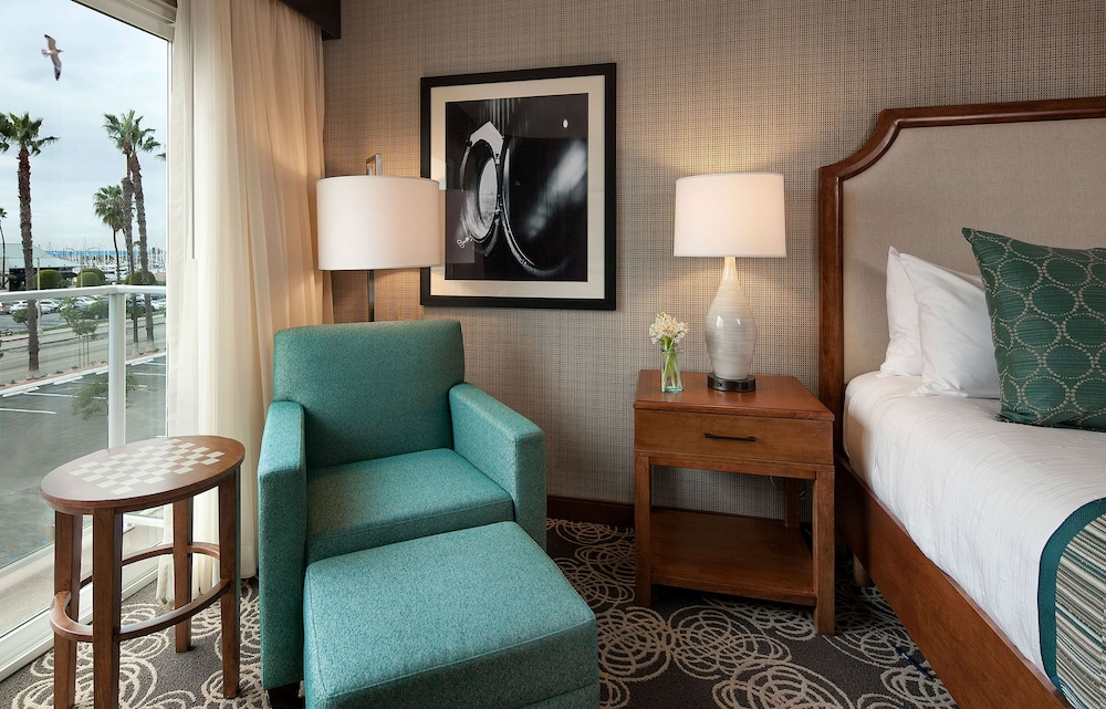 Room, Redondo Beach Tapestry by Hilton