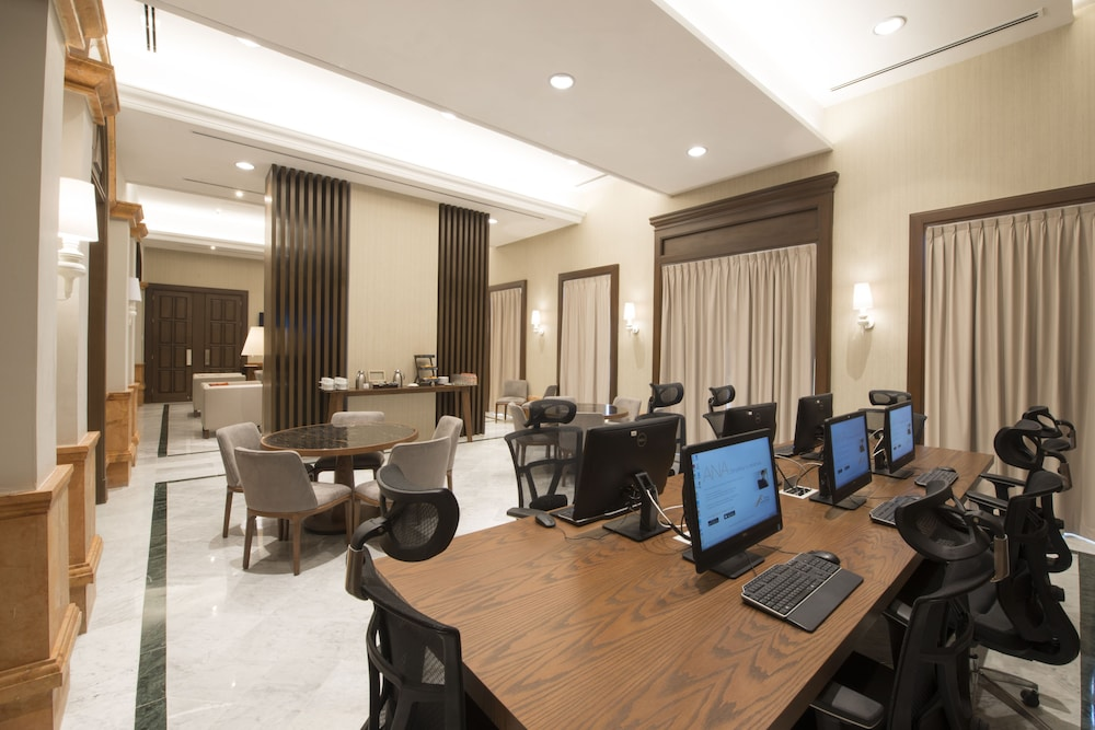 Business Center, Fiesta Americana - Merida