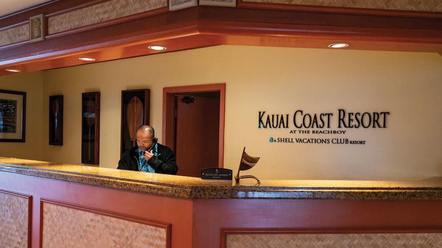 Kauai Coast at the Beachboy
