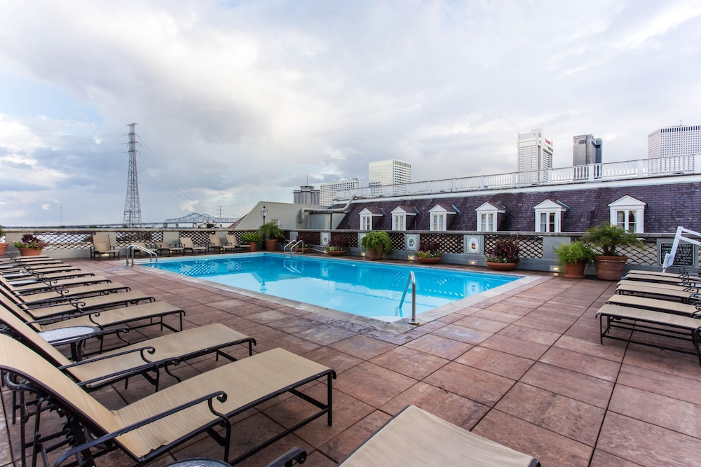 Outdoor Pool, Omni Royal Orleans Hotel