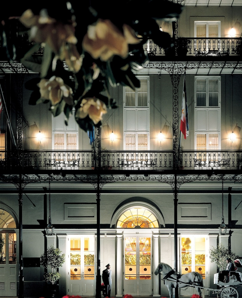Front of Property - Evening/Night, Omni Royal Orleans Hotel