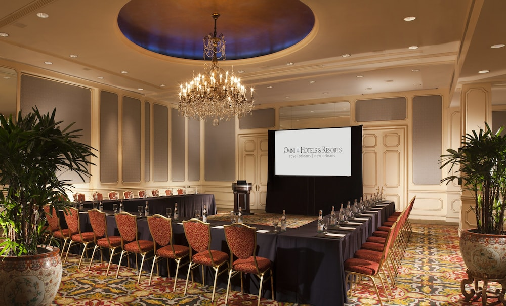 Meeting Facility, Omni Royal Orleans Hotel