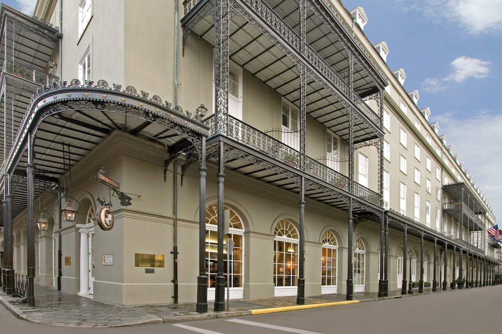 Front of Property, Omni Royal Orleans Hotel