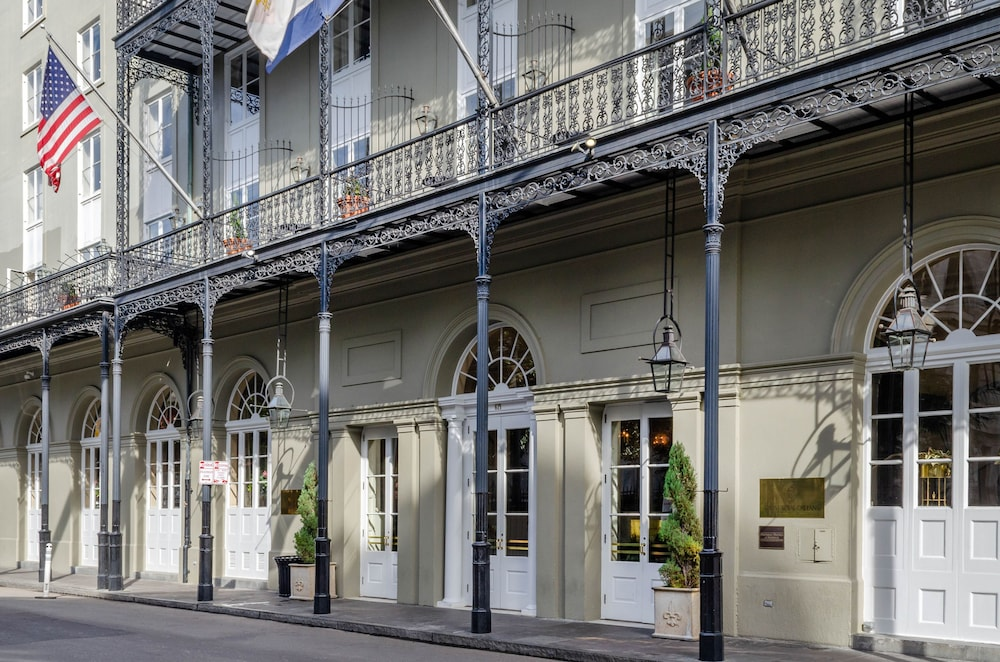 Exterior, Omni Royal Orleans Hotel