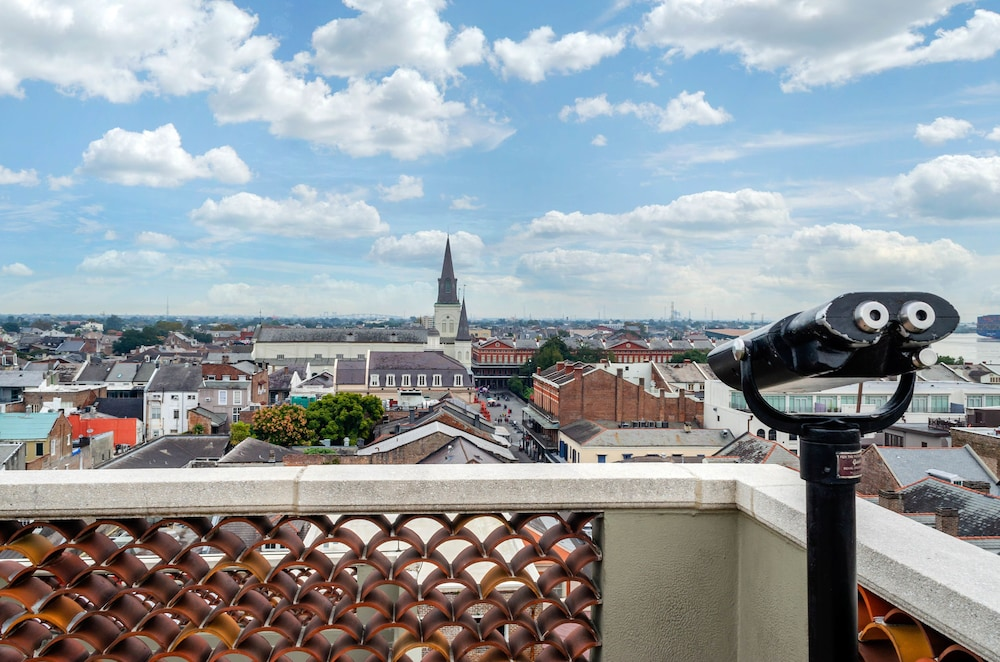 City View from Property, Omni Royal Orleans Hotel