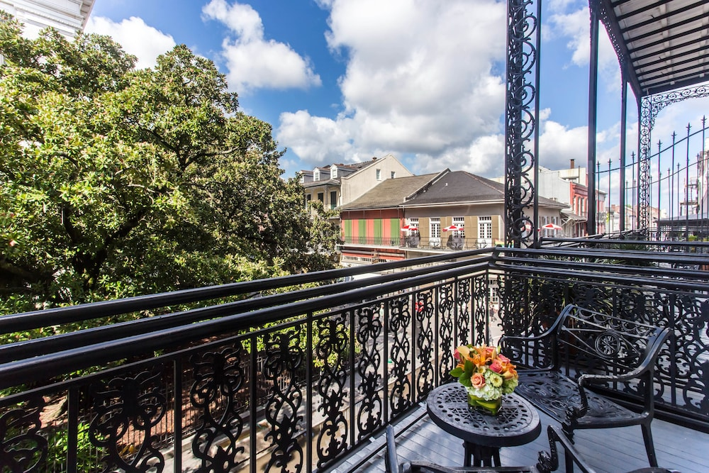 Terrace/Patio, Omni Royal Orleans Hotel