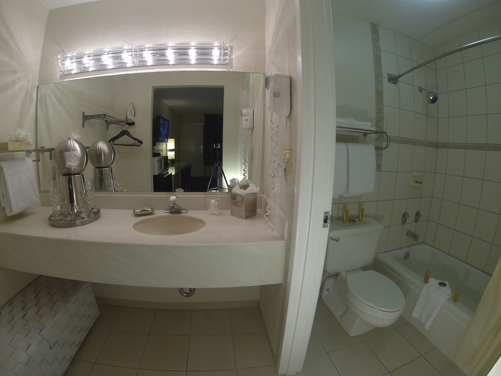 Bathroom, Floridian Hotel