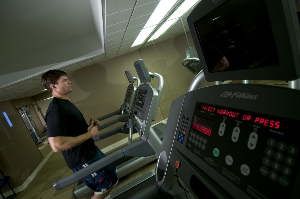Fitness Facility, The Pfister Hotel
