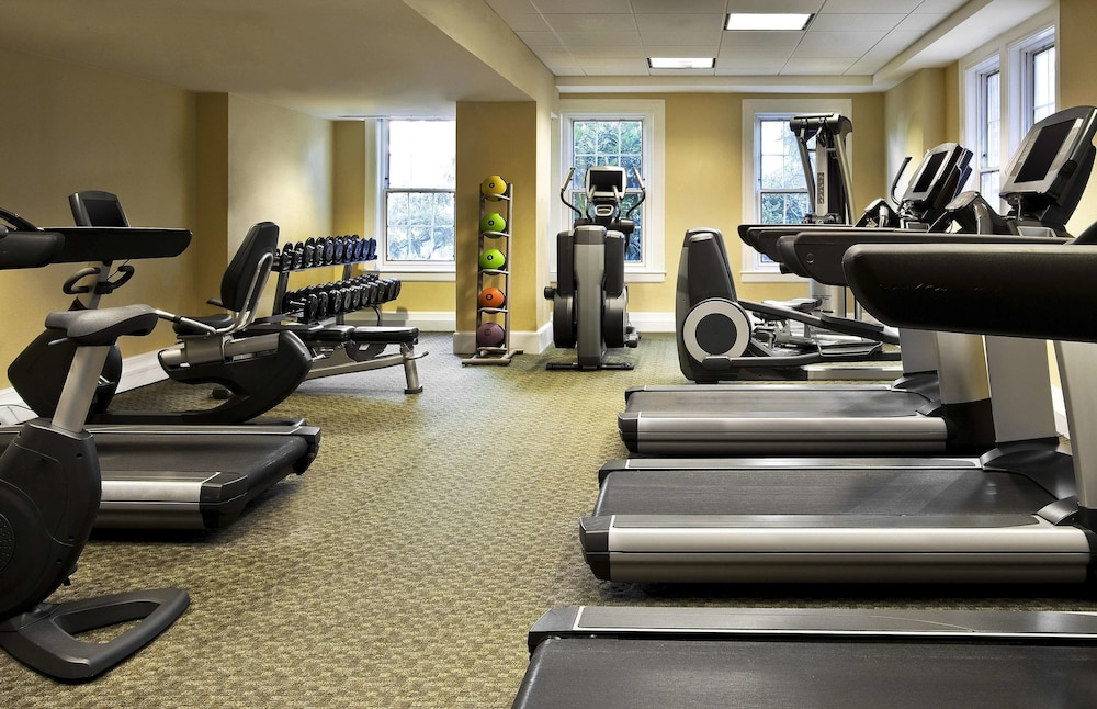 Fitness Facility, The Fairfax at Embassy Row, Washington, D.C.