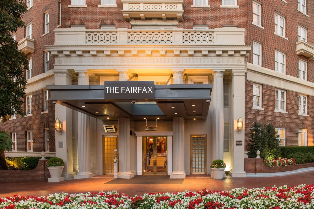 Featured Image, The Fairfax at Embassy Row, Washington, D.C.