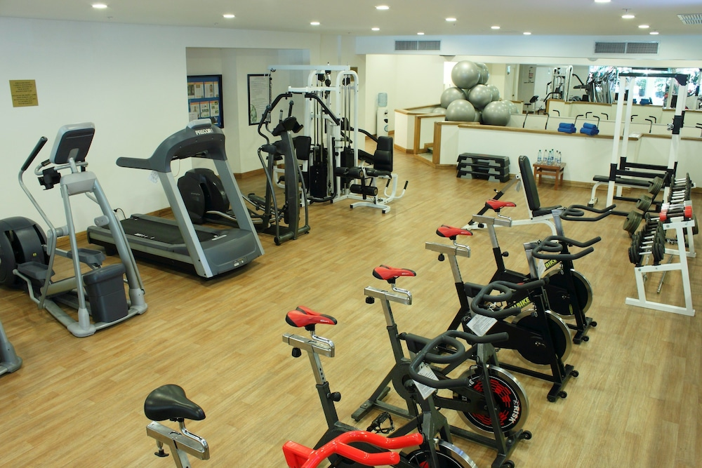 Fitness Facility, InterContinental Cali