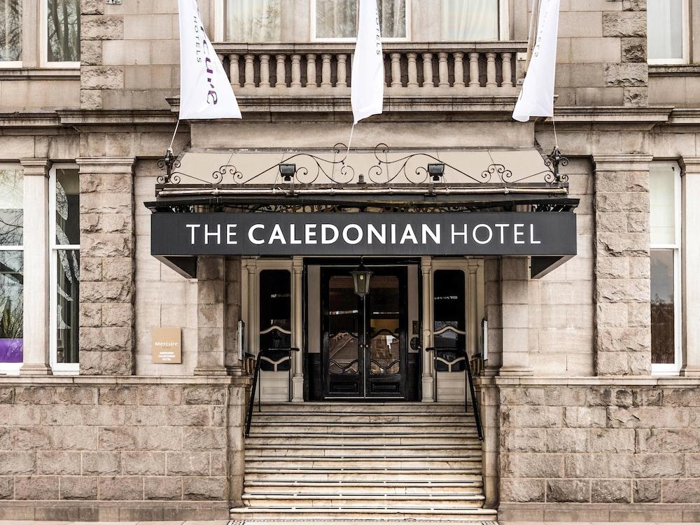 Mercure aberdeen caledonian hotel deals reviews for 10 14 union terrace aberdeen ab10 1we