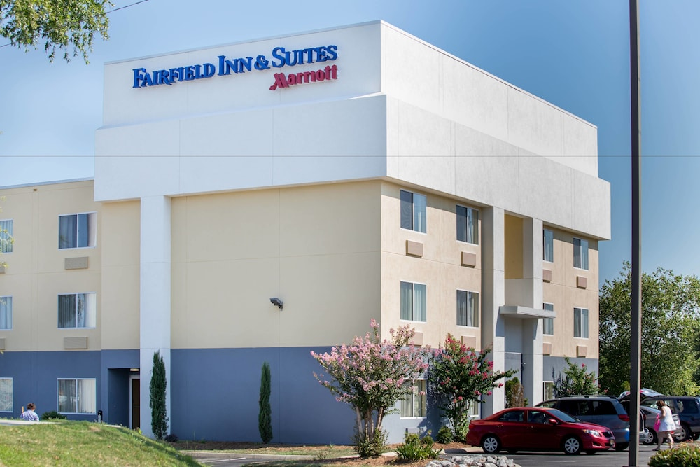 Exterior, Fairfield Inn & Suites by Marriott Lumberton
