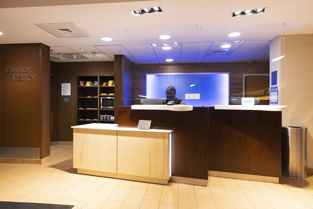 Reception, Fairfield Inn & Suites by Marriott Lumberton