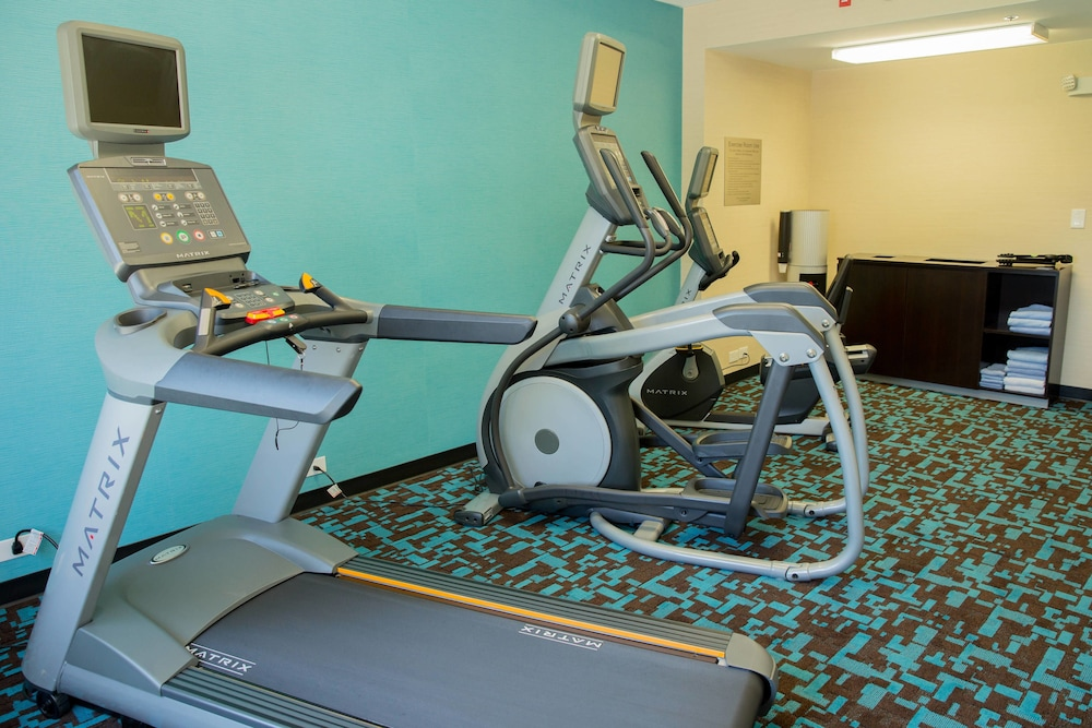 Fitness Facility, Fairfield Inn & Suites by Marriott Lumberton