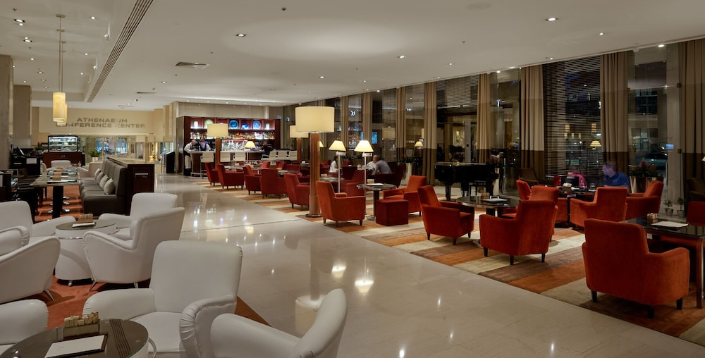 Lounge, Athenaeum InterContinental