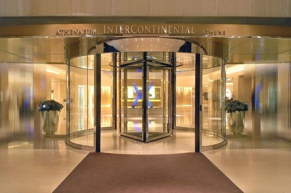 Property Entrance, Athenaeum InterContinental