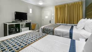 Desk, soundproofing, cribs/infant beds, rollaway beds