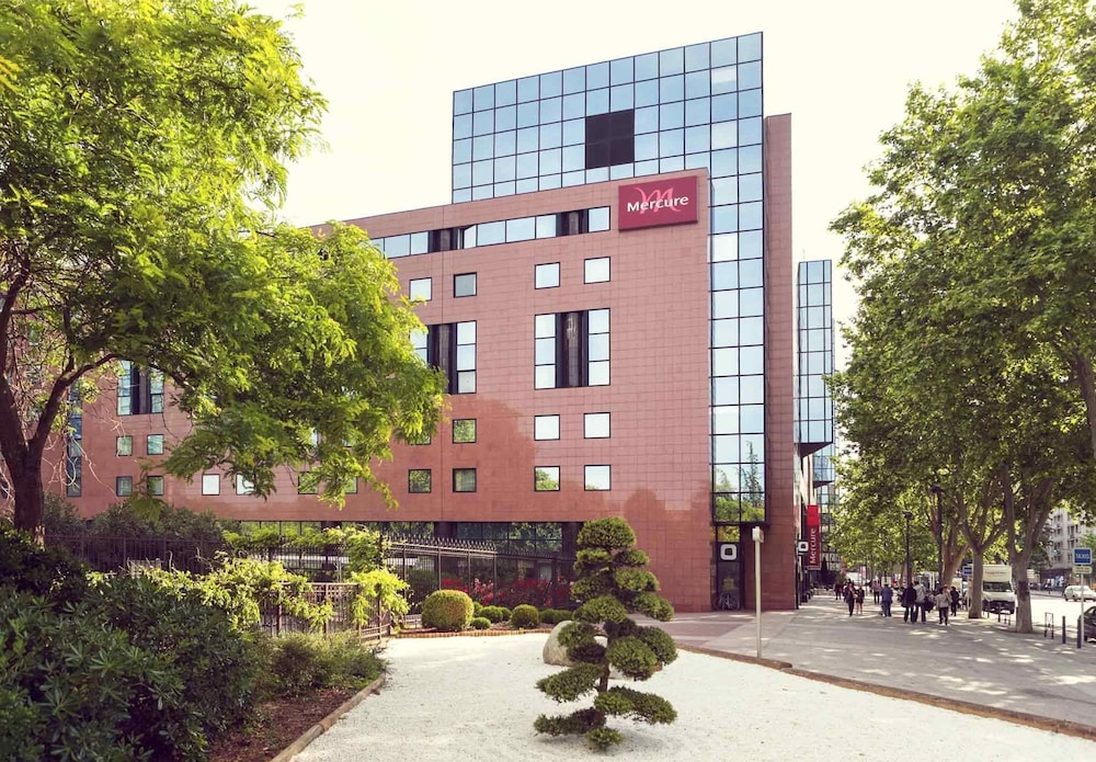 Mercure toulouse centre compans hotel toulouse france for Hotels toulouse
