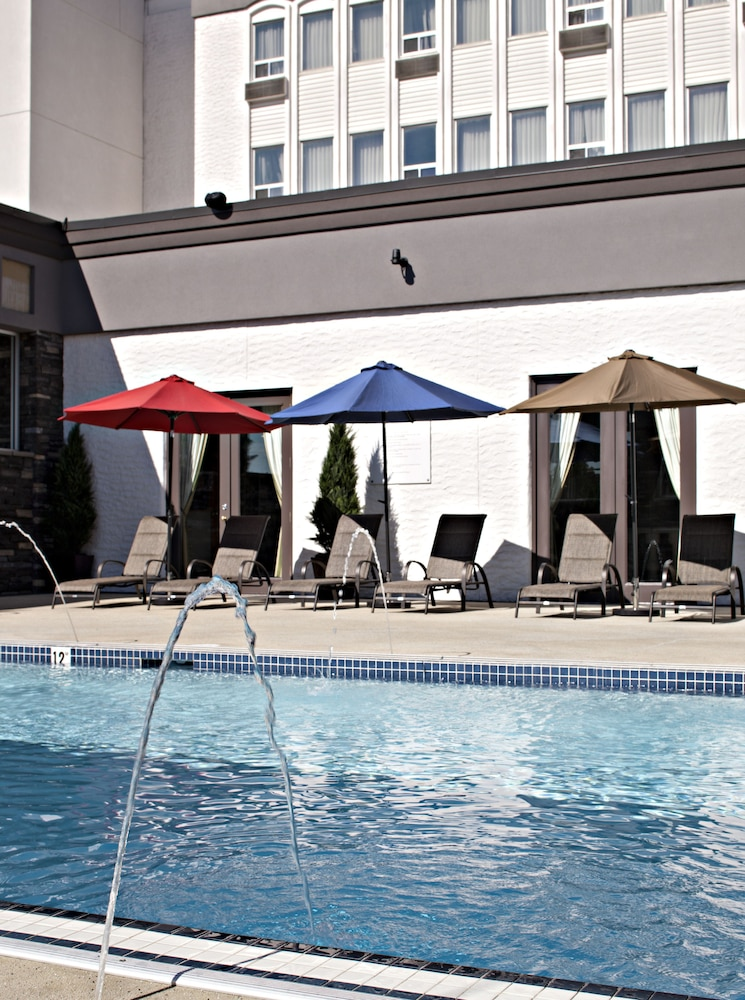 Outdoor Pool, Carriage House Hotel & Conference Centre