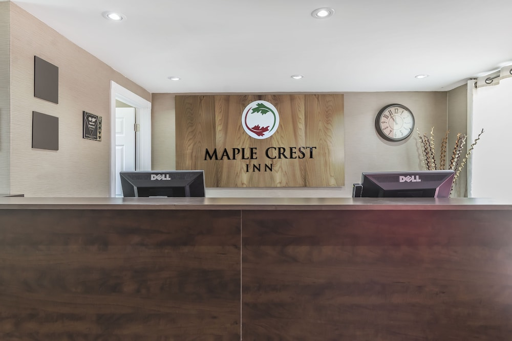 Check-in/Check-out Kiosk, Maple Crest Inn