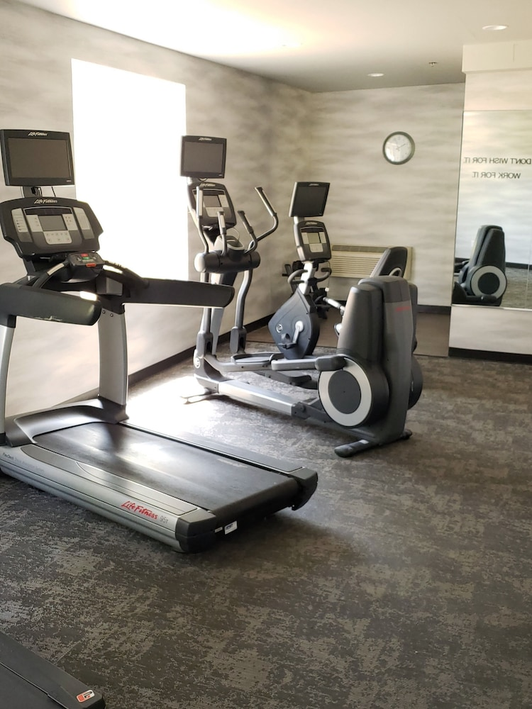 Fitness Facility, Fairfield Inn By Marriott Kennewick