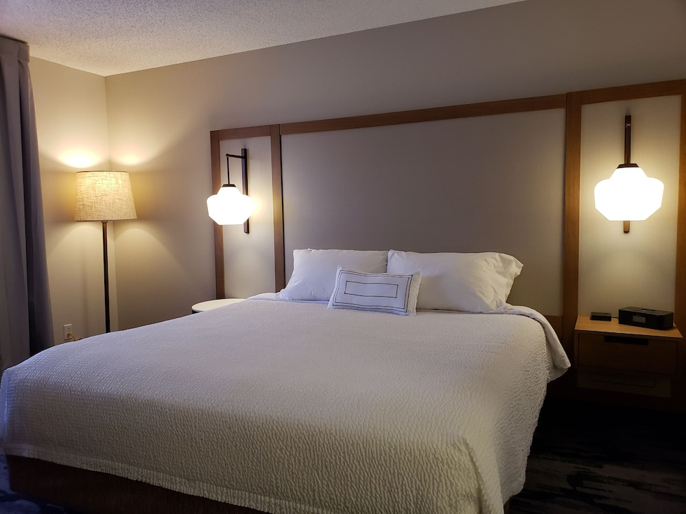Room, Fairfield Inn By Marriott Kennewick