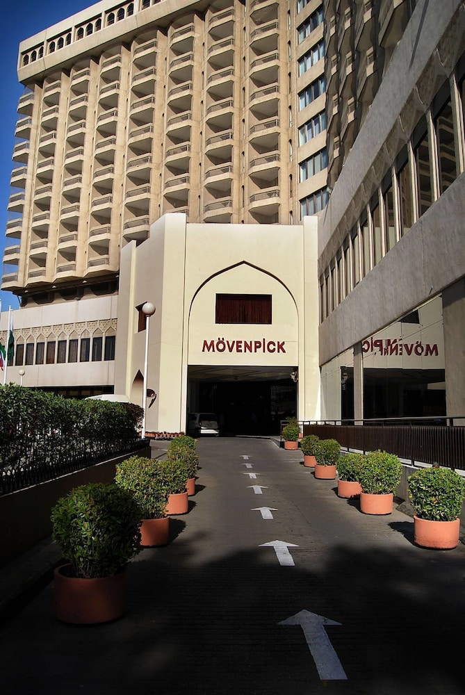 Featured Image, Mövenpick Hotel Karachi