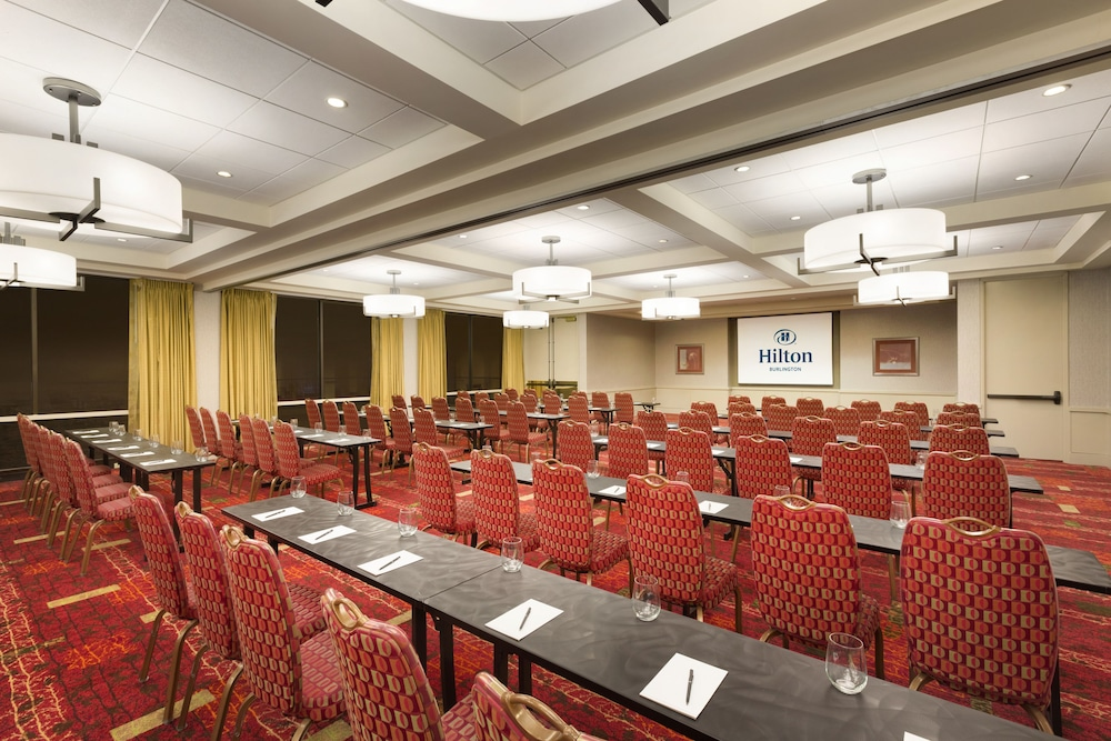 Meeting Facility, Hilton Burlington Lake Champlain
