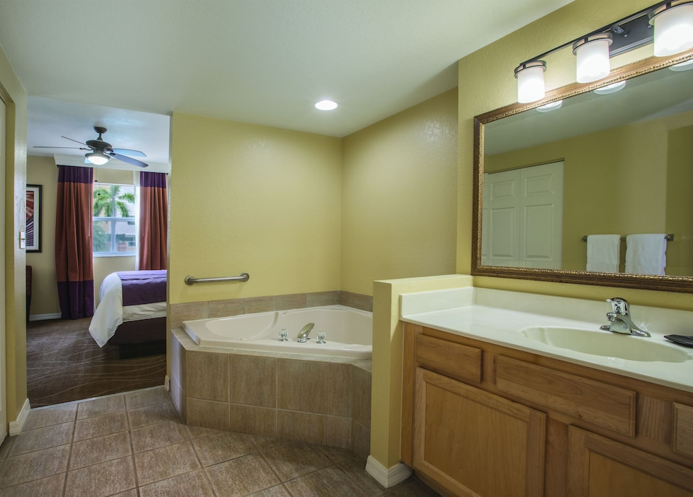 Bathroom, Club Wyndham Palm-Aire