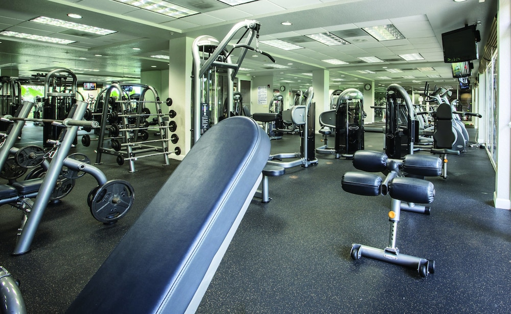 Fitness Facility, Club Wyndham Palm-Aire
