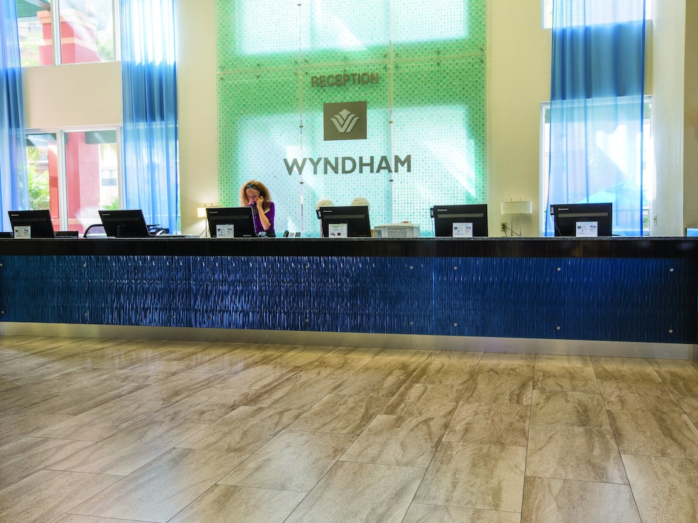 Reception, Club Wyndham Palm-Aire