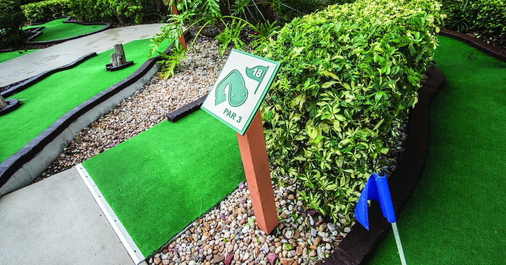 Mini-Golf, Club Wyndham Palm-Aire