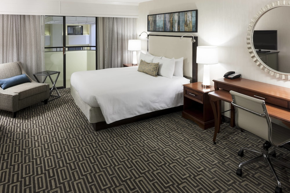 Room, Fairfax Marriott at Fair Oaks