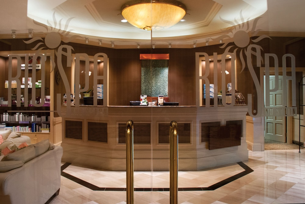 Spa Reception, Rio All-Suite Hotel & Casino