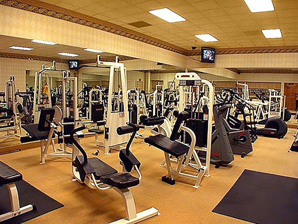 Gym, Rio All-Suite Hotel & Casino
