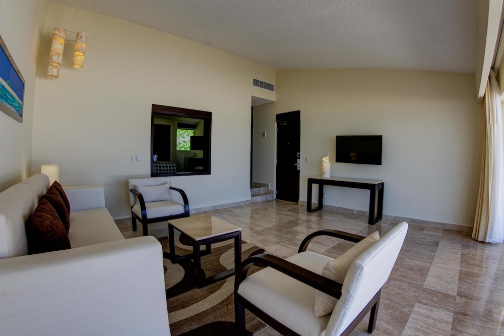 Living Area, Grand Park Royal Cancun - All Inclusive