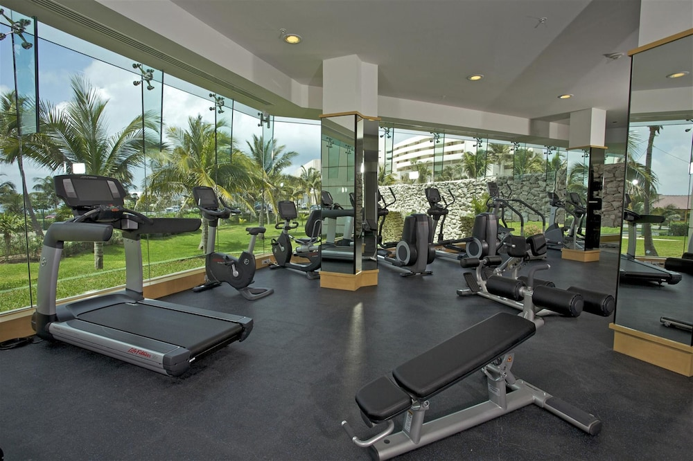 Fitness Facility, Grand Park Royal Cancun - All Inclusive